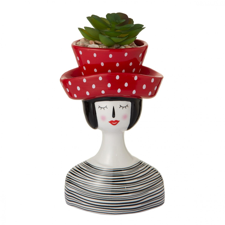 Vaso Cappello rosso