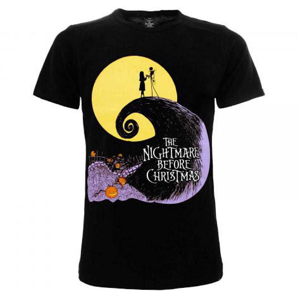 T-shirt Nightmare Before Christmas XXS S M L XL XL