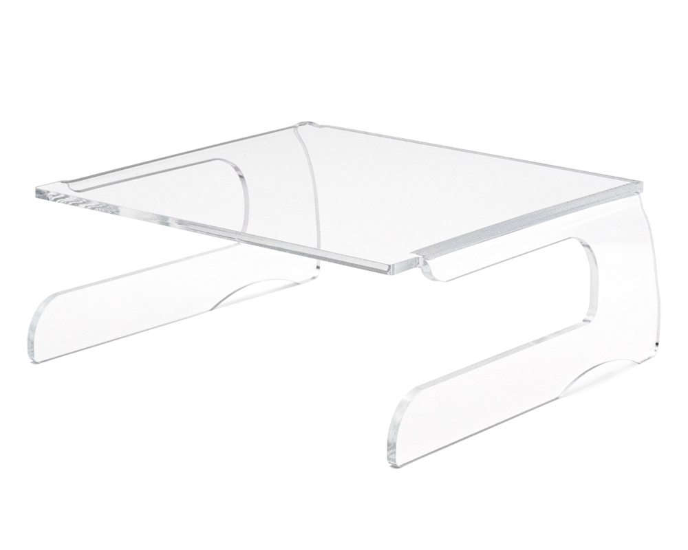 Porta Monitor in plexiglass