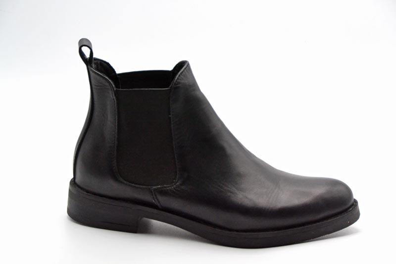 Novità A/I 2021 OT Calzatura Donna-Vitello Nero 22102
