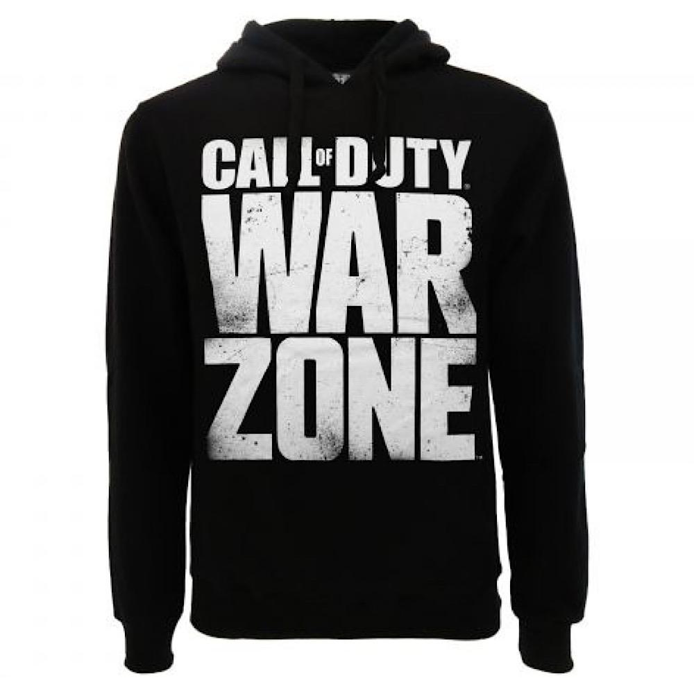 Felpa Call of Duty WZ Scritta dalla taglia XS alla XXL