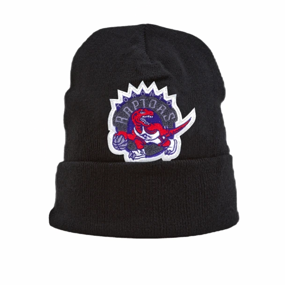 Mitchell and ness Cappello Di lana Chenille Logo Team Raptors