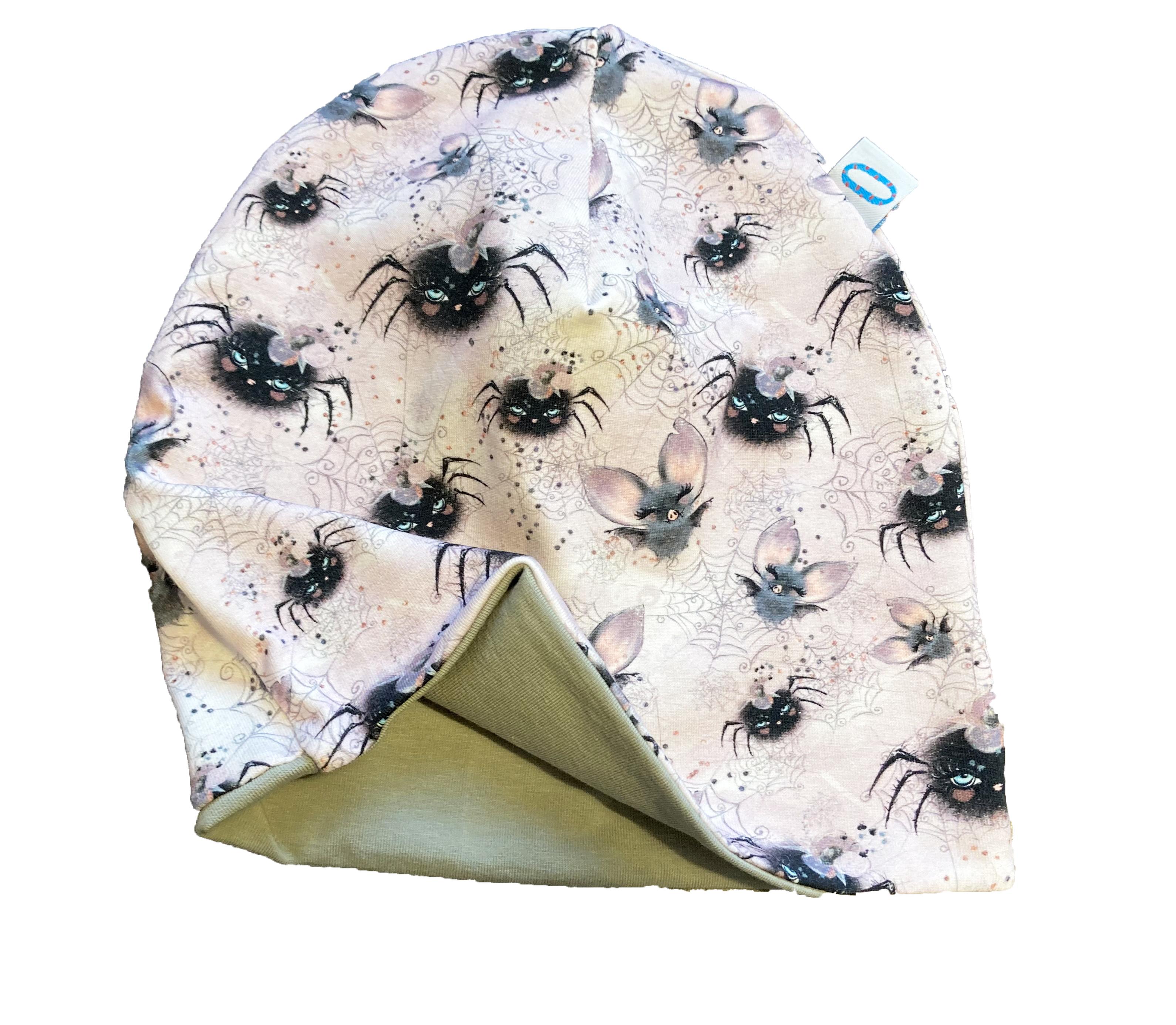 Halloween cuffia in cotone
