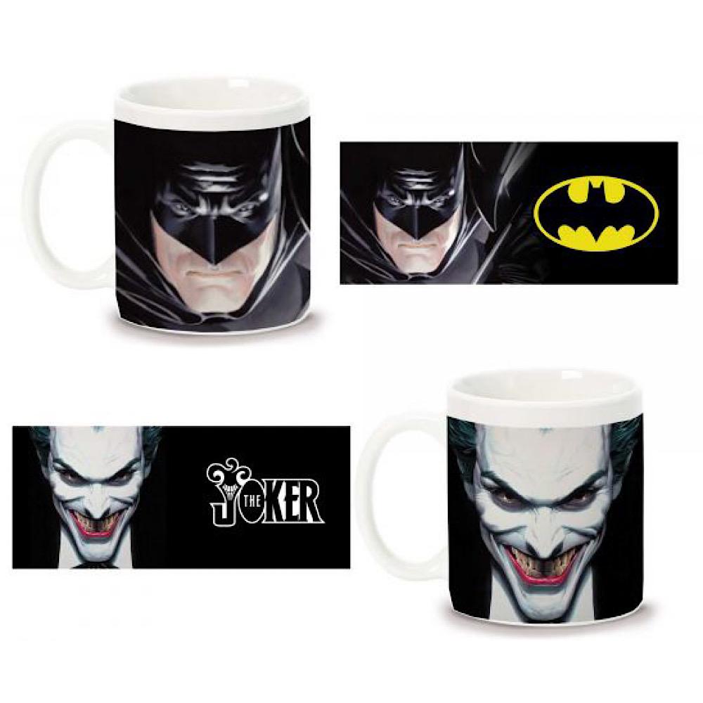 Set 2 Tazze Batman & Joker