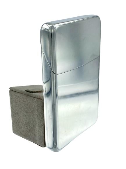 Porta sigarette in argento 925 a pacchetto.