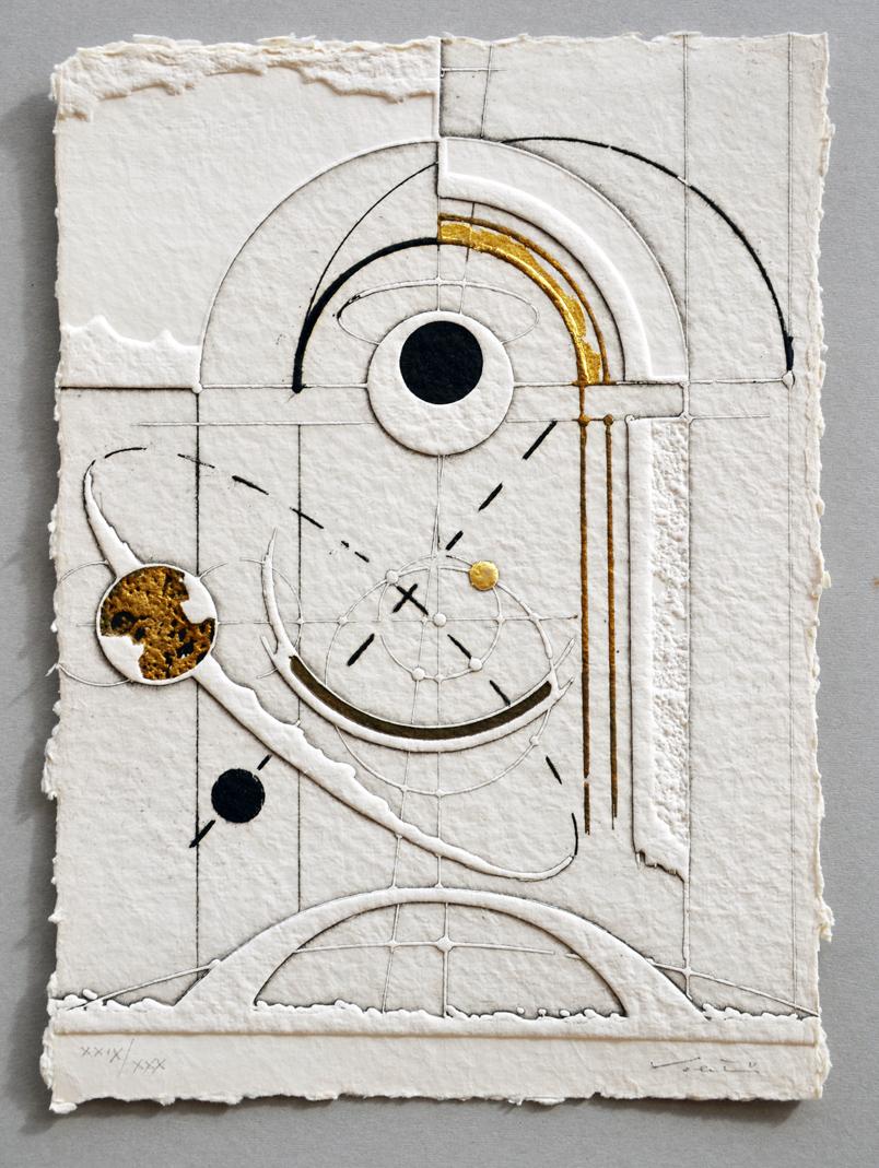 Valentini Walter Incisione Formato cm 37x27