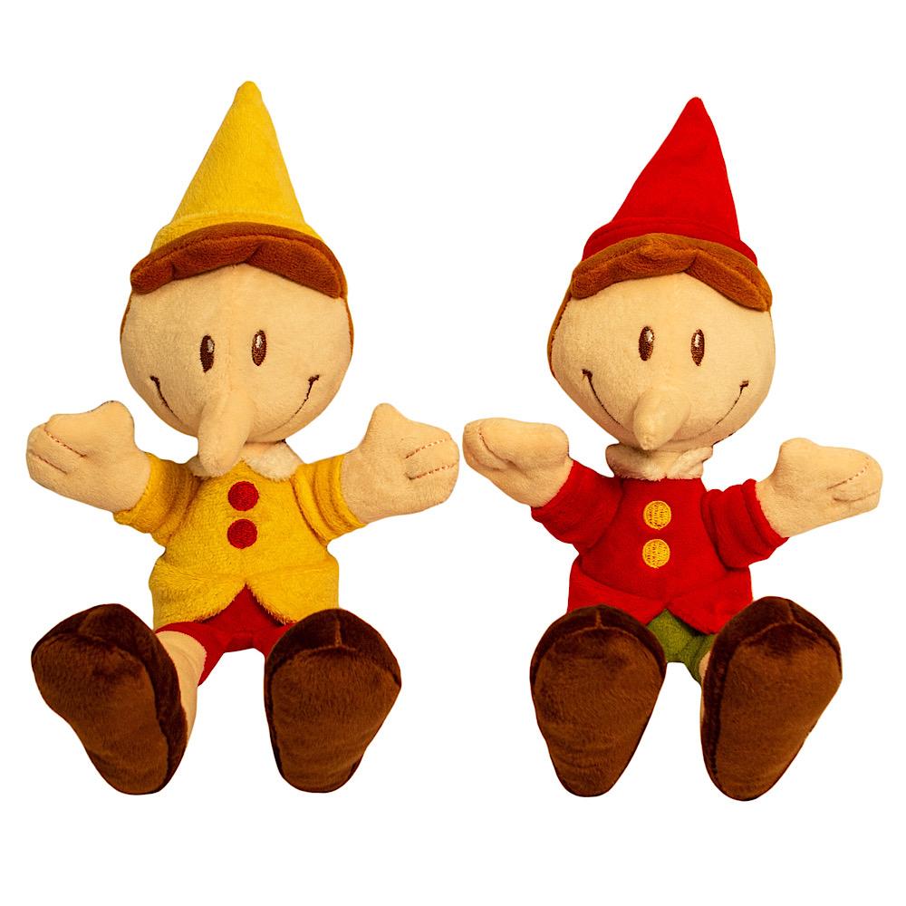 Pinocchio peluche cm 20