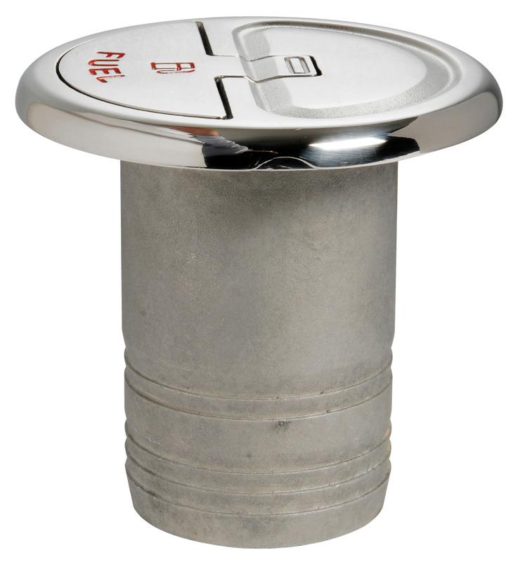 Tappo imbarco Quick Lock Fuel mm 38 con chiave - OSCULATI