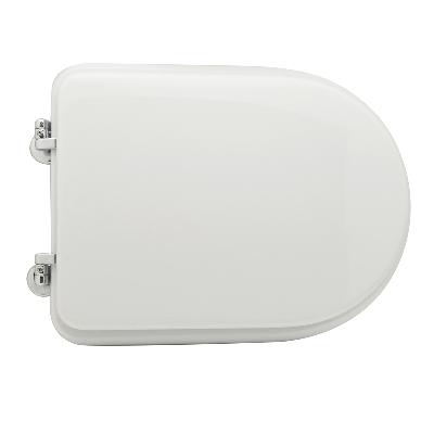 SEDILE WC PER DELTA VASO SOLARA                                        Bianco