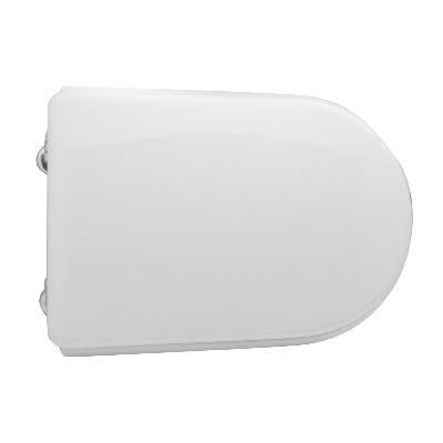 SEDILE WC PER HIDRA VASO ONDA  Bianco