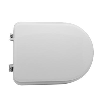 SEDILE WC PER NERO CERAMICA VASO CLASSIC                               Bianco Cerniere A passanti
