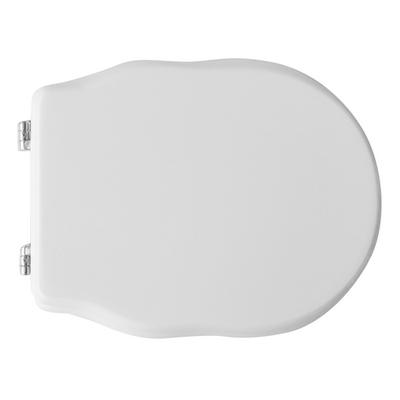 SEDILE WC PER ALTHEA VASO ROYAL                                        Bianco
