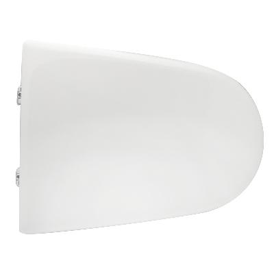 SEDILE WC PER VITRUVIT VASO MOBY                                       Bianco