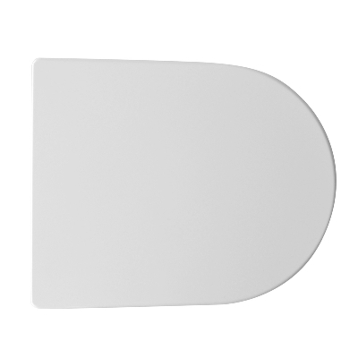 SEDILE WC TERMOINDURENTE MOD. D121                                     Bianco