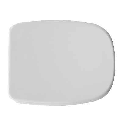 SEDILE WC TERMOINDURENTE MOD. D301                                     Bianco