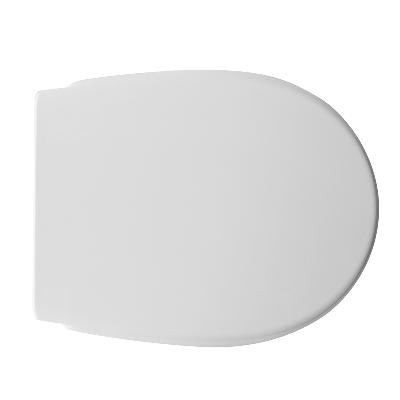 SEDILE WC TERMOINDURENTE MOD. D308                                     Bianco