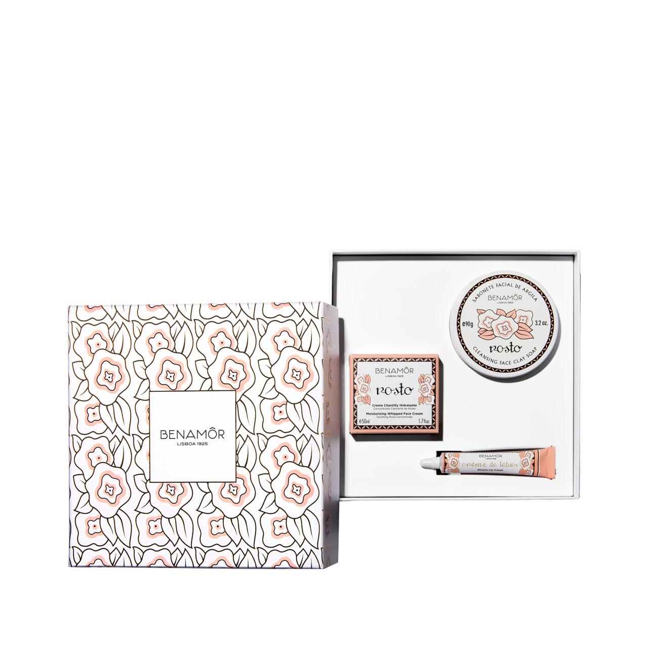 Créme de Rosto - Gift Set De Rosto + Chantilly Cream