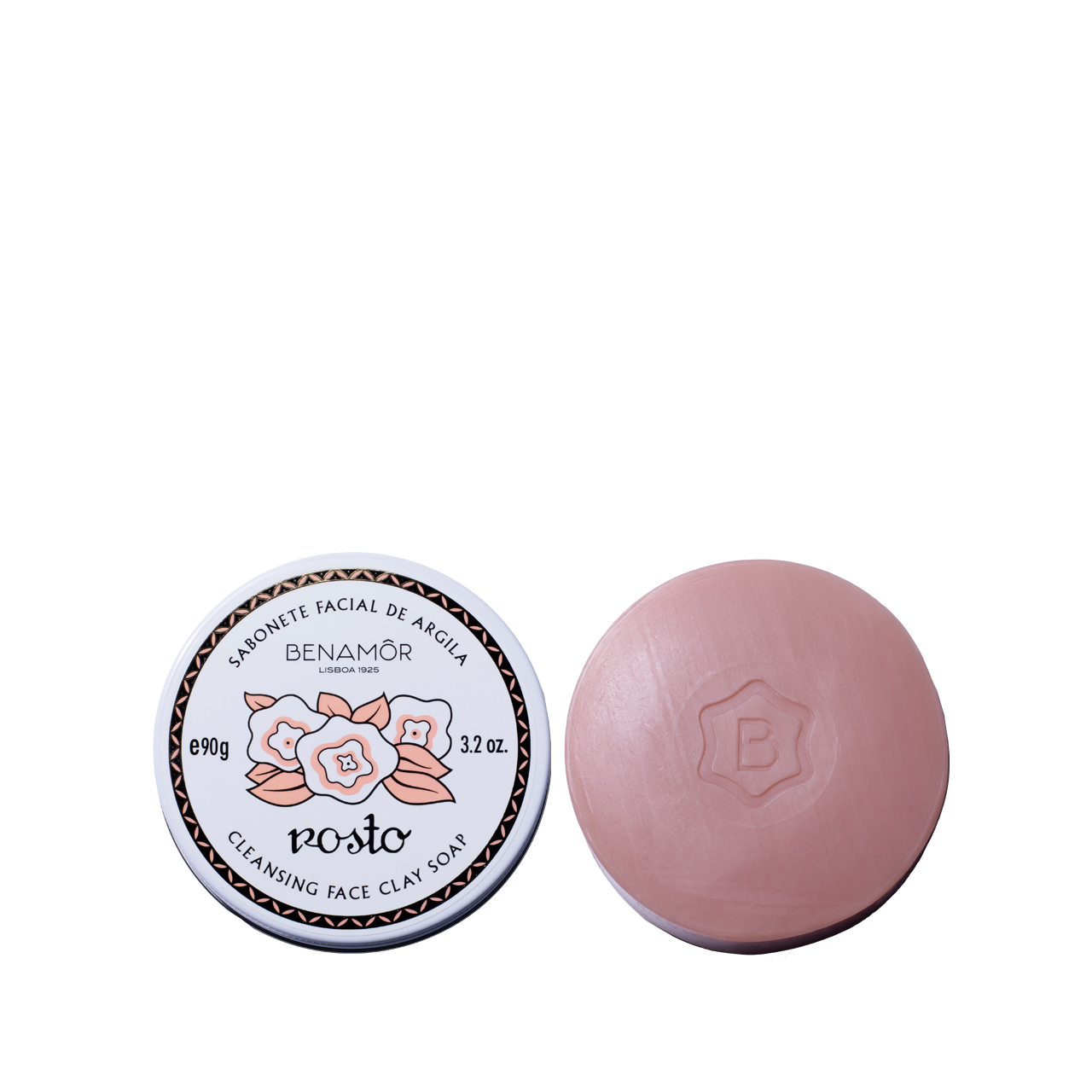 Créme de Rosto - Face Soap