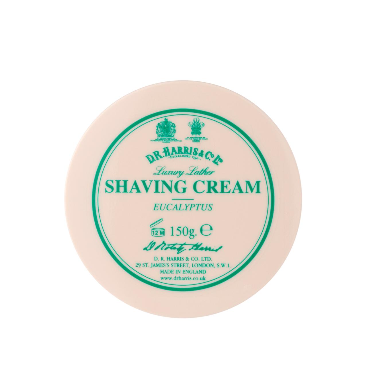 Eucalyptus - Shaving Cream Bowl