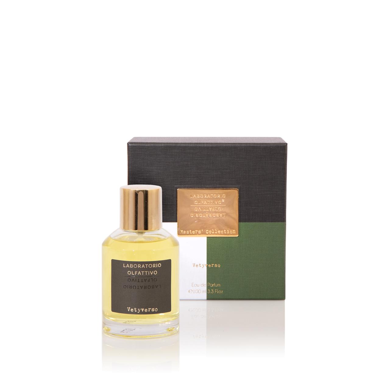Vetyverso - Eau de Parfum