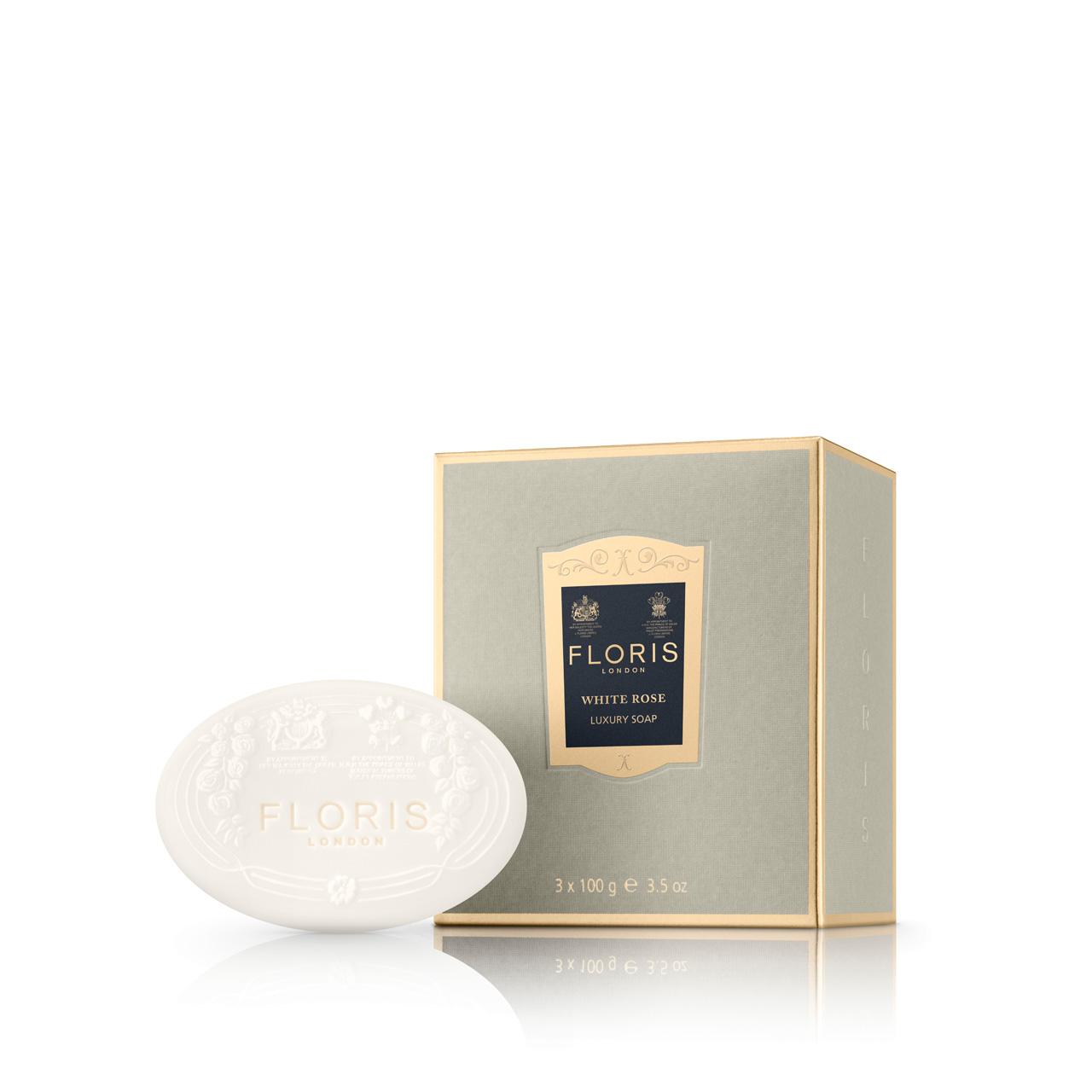White Rose - Toilet Soap