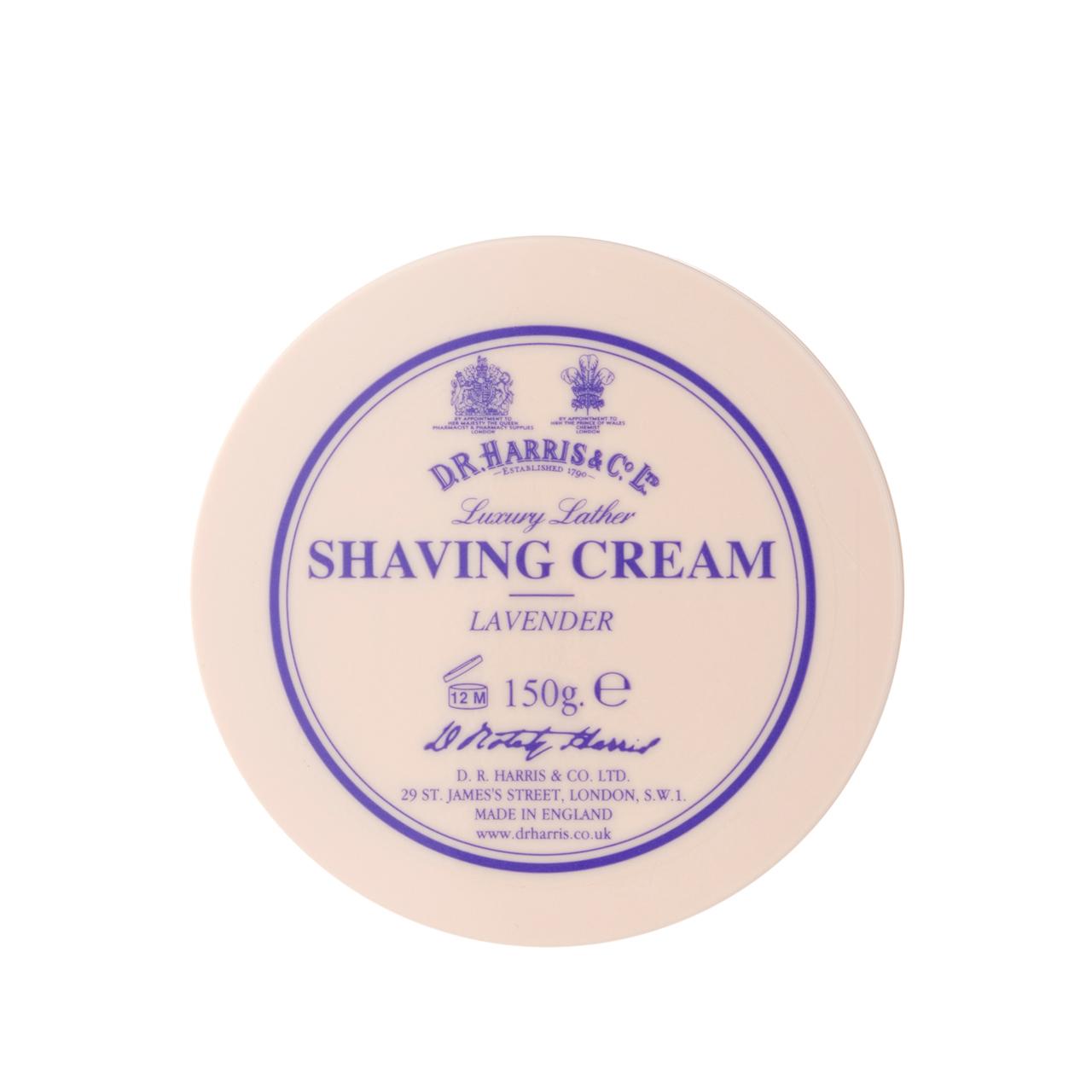 Lavender - Shaving Cream Bowl