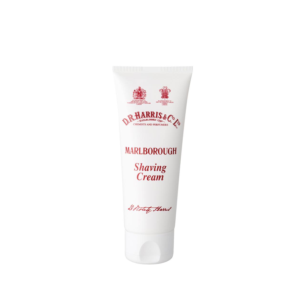 Marlborough - Shaving Cream Tube