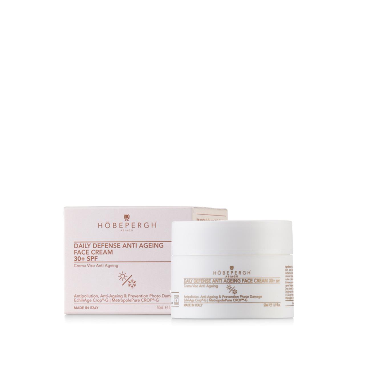 Daily Defense Anti Ageing Face Cream SPF 30+