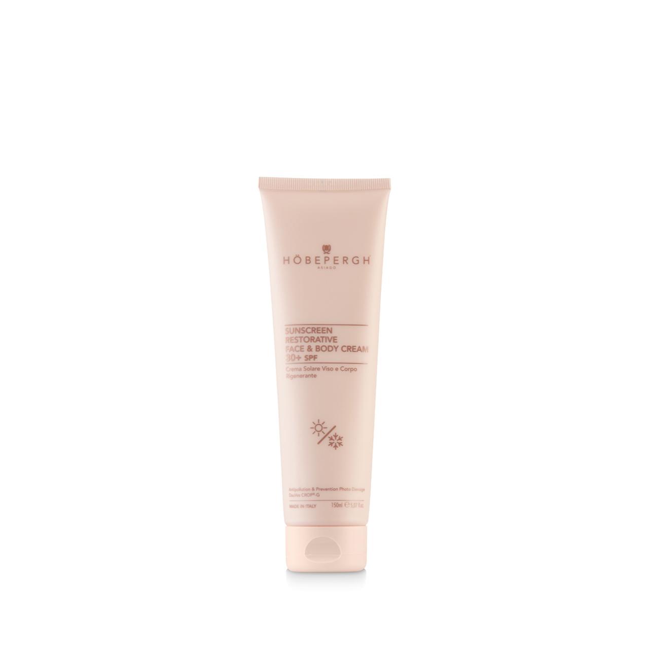 Sunscreen Restorative Face & Body Cream SPF 30+