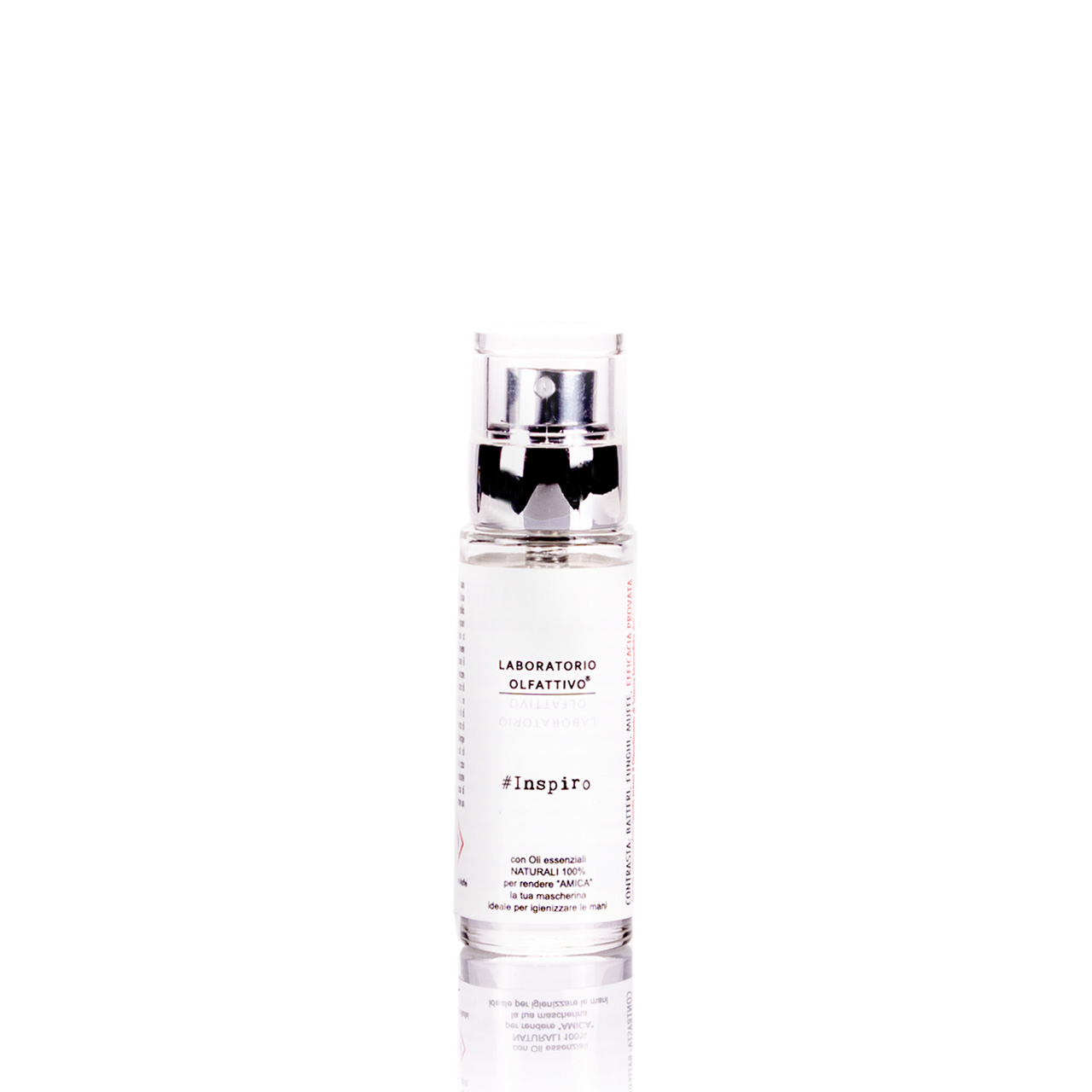 Inspiro - Spray Igienizzante Mani & Mascherina
