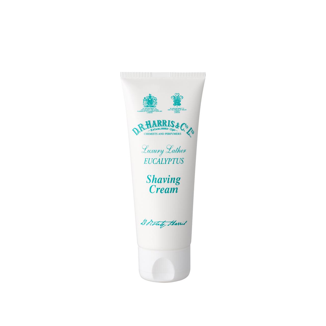 Eucalyptus - Shaving Cream Tube