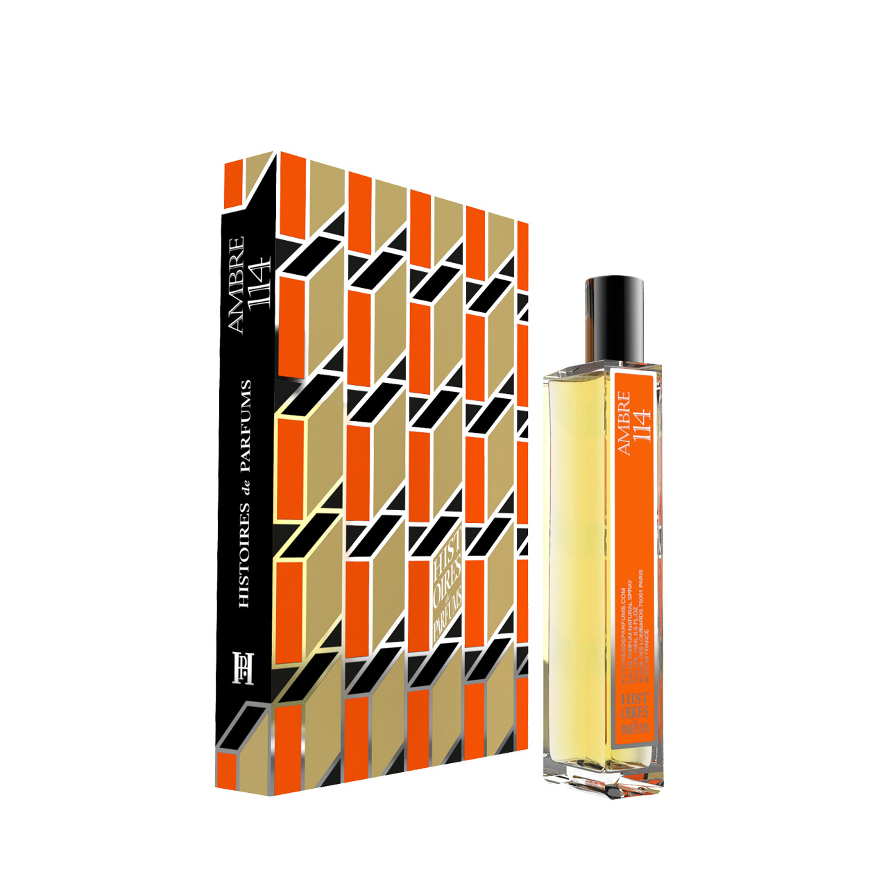 Ambre 114 - Eau de Parfum