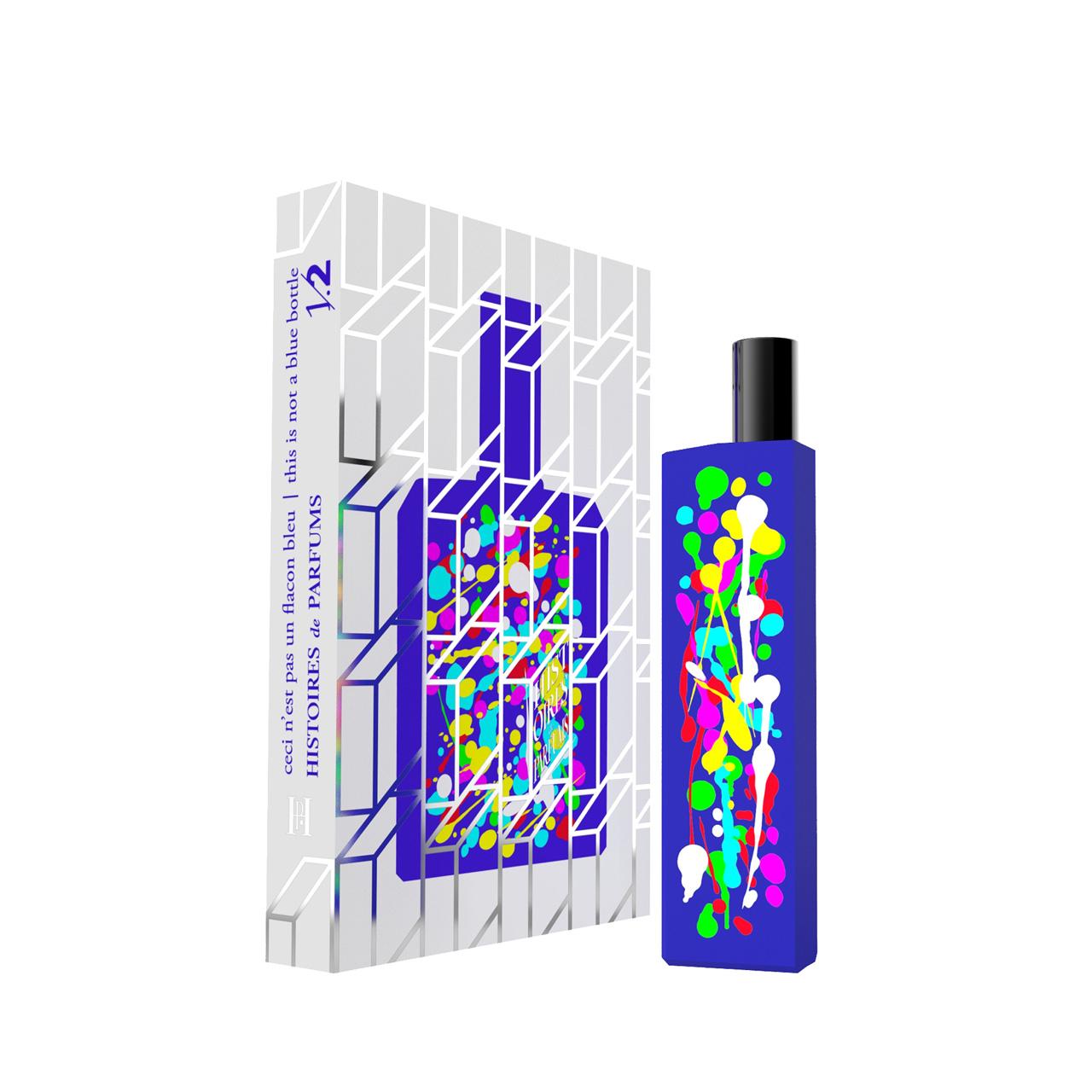 this is not a blue bottle 1/.2 - Eau de Parfum