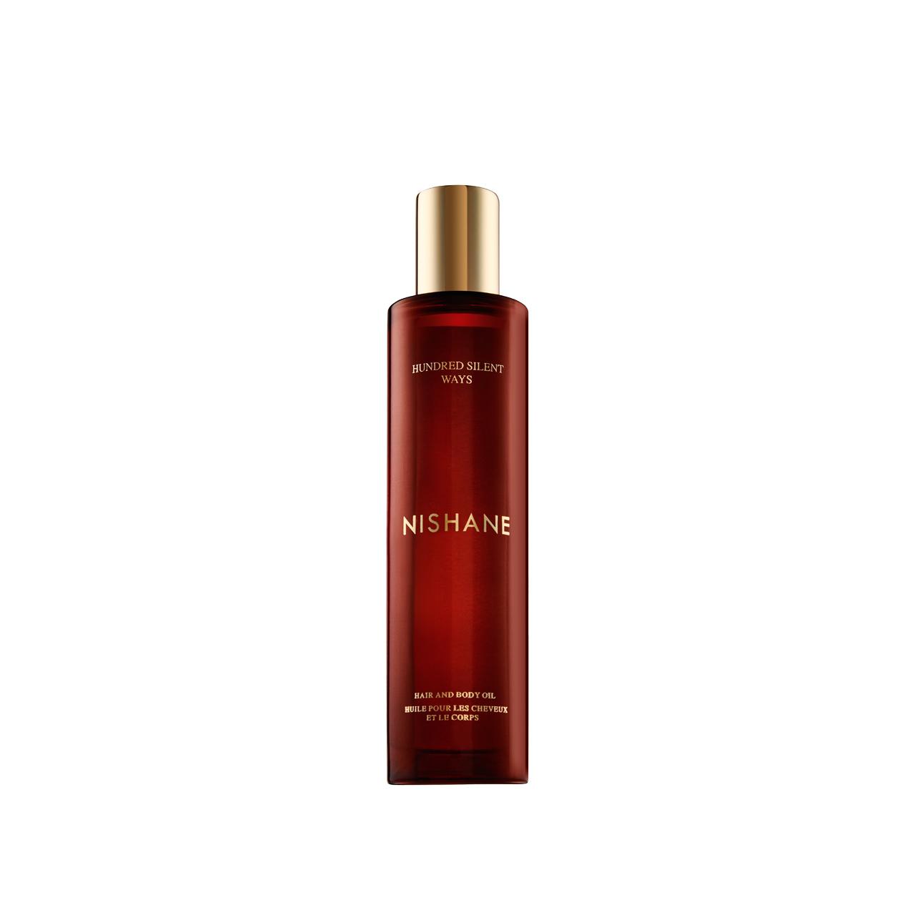 Hundred Silent Ways - Hair & Body Oil