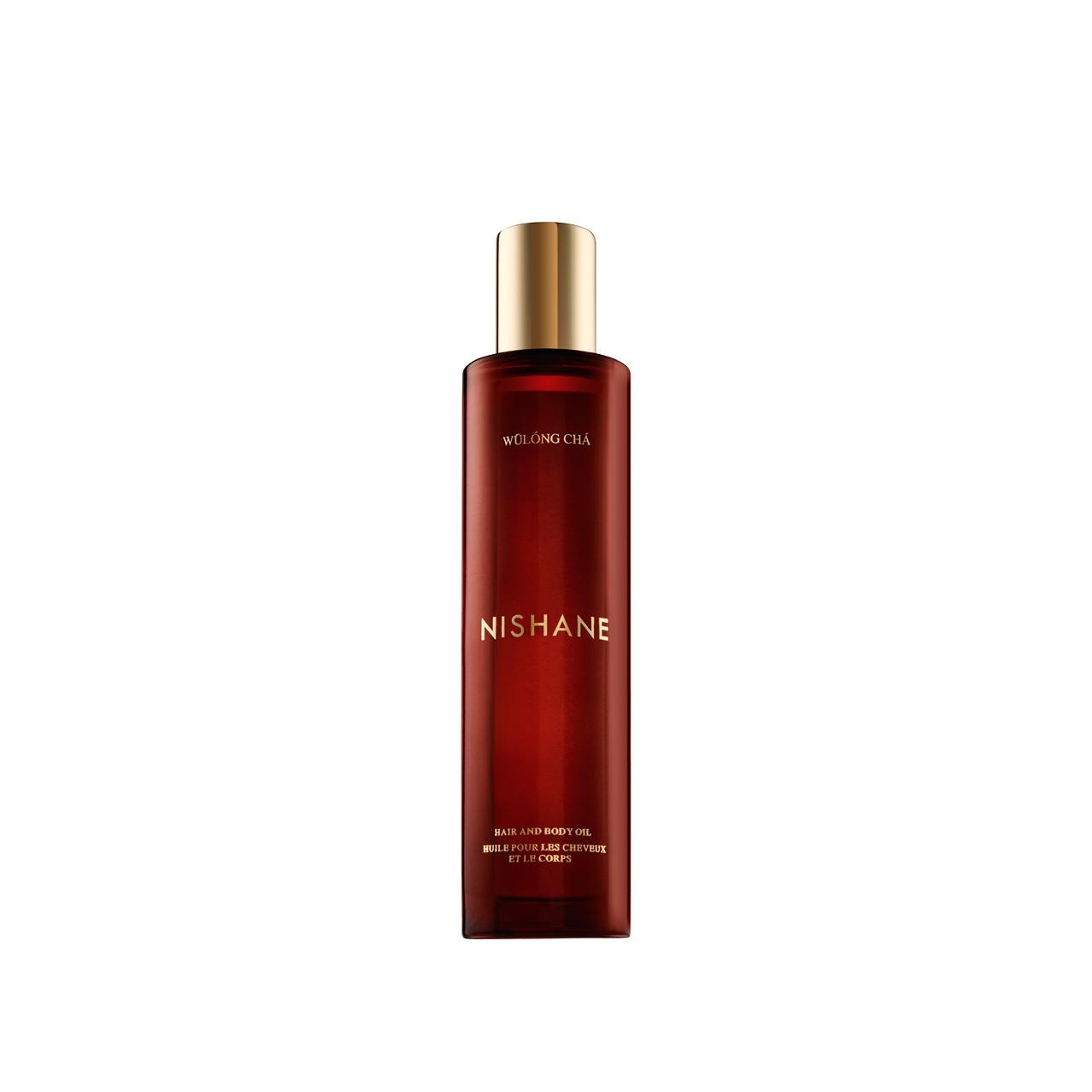 Wulóng Chá - Hair & Body Oil