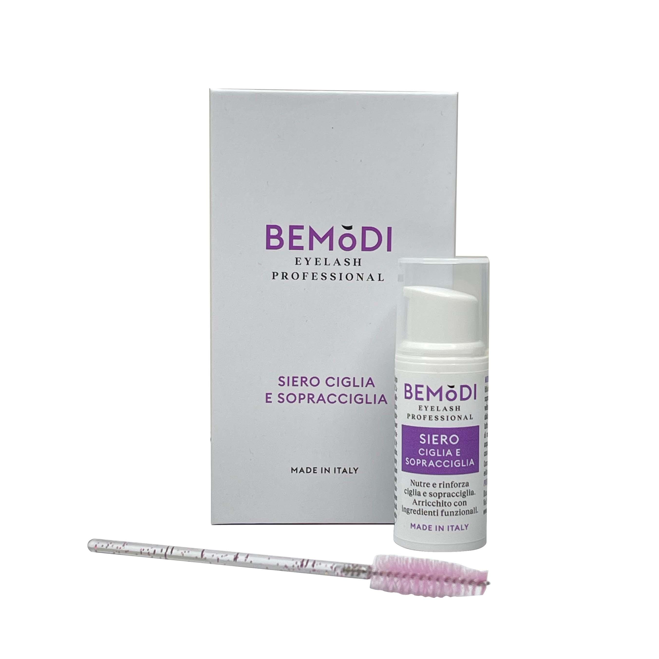 Serum para pestañas y cejas, hidratante, nutritivo y fortalecedor