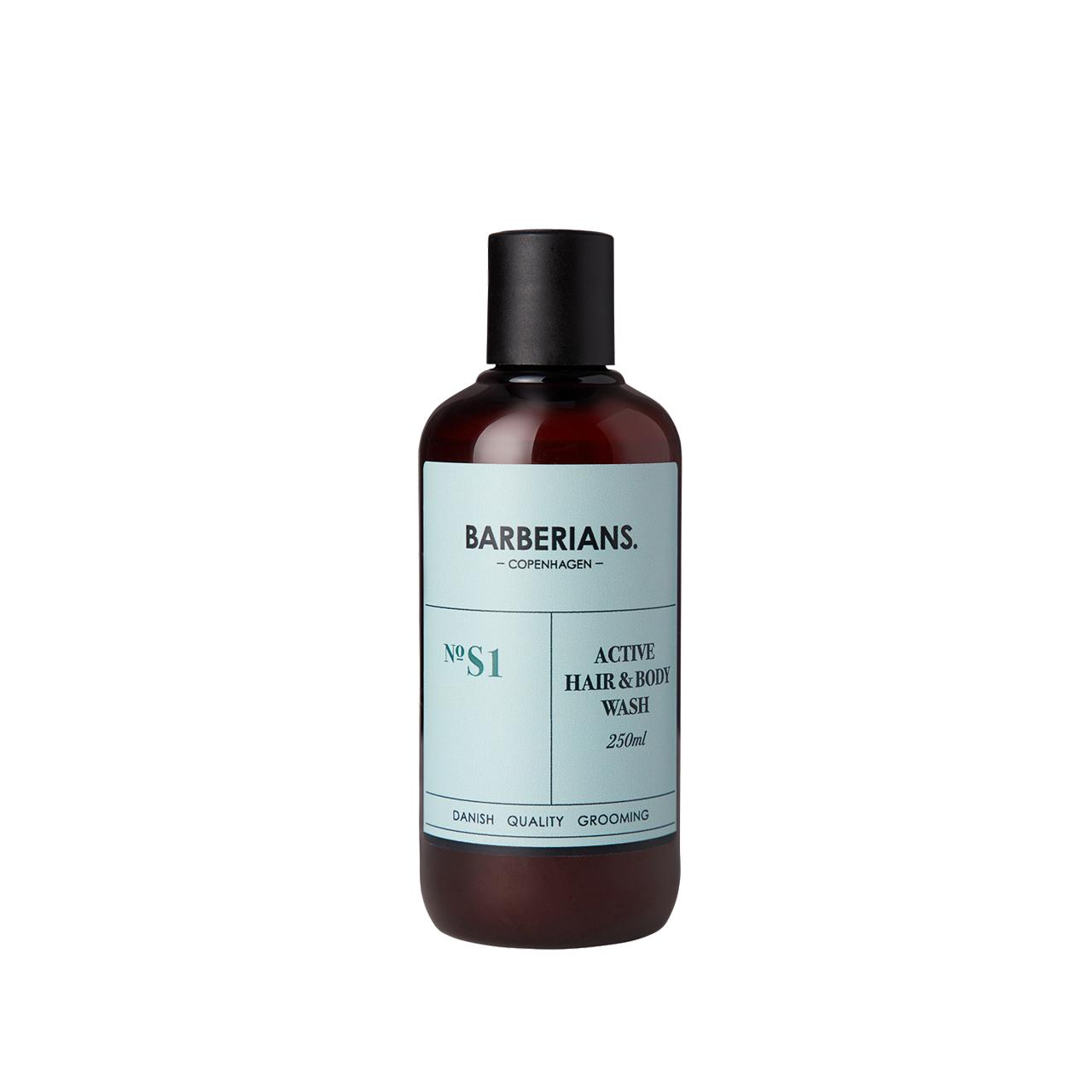 Hair & Body Wash