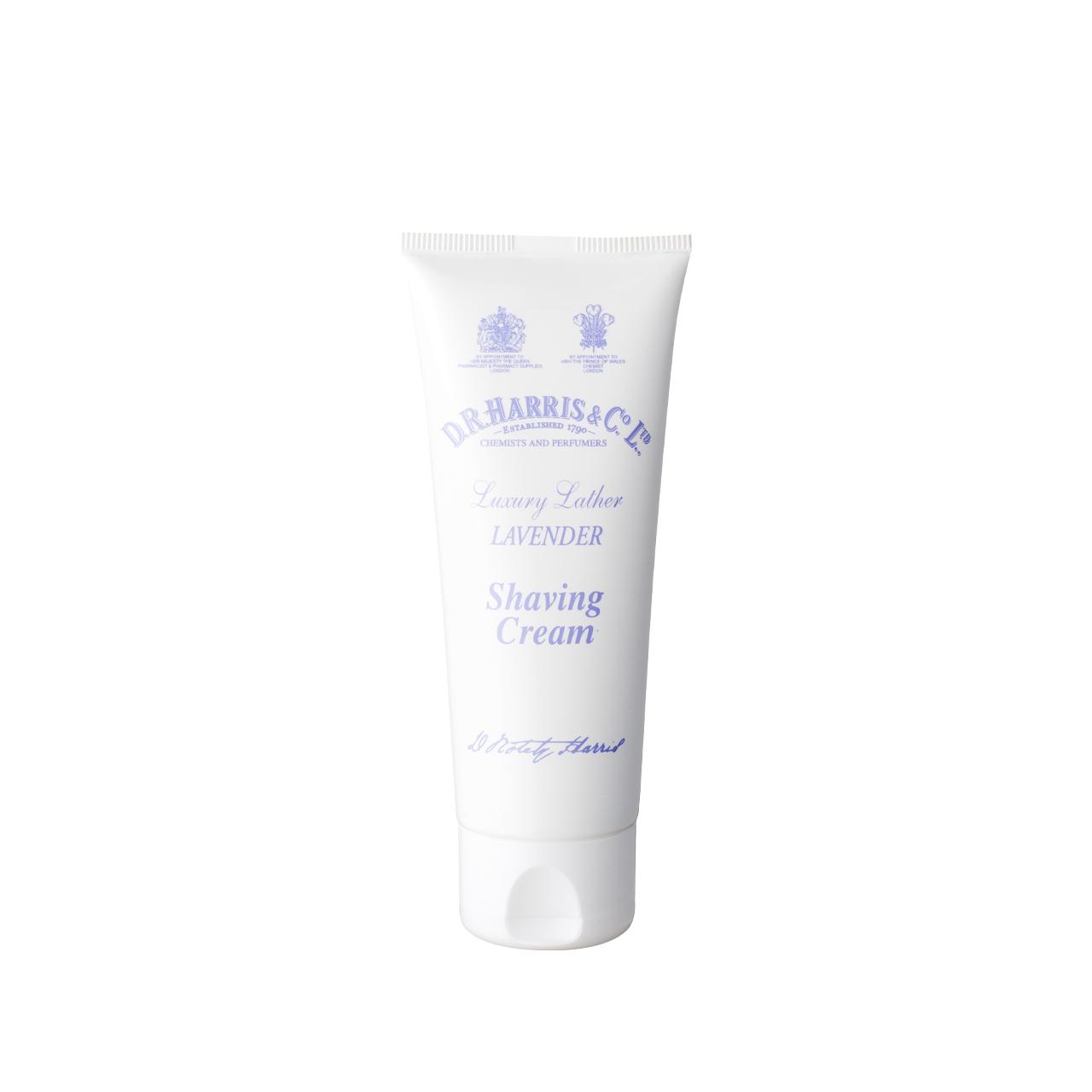 Lavender - Shaving Cream Tube