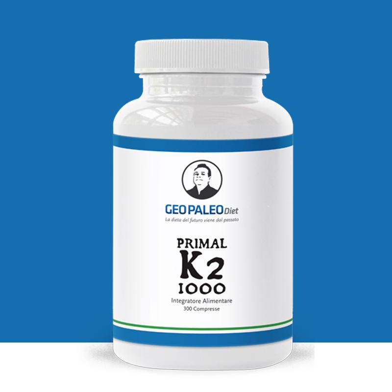 Primal K2 1000-vitamin K2-MK7