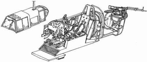 IL-2M3 INTERIOR SET