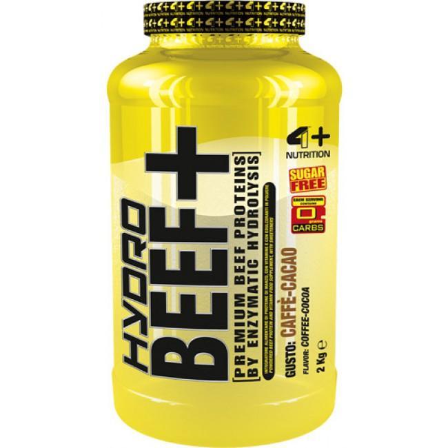 HYDRO BEEF+ - PROTEINE IDROLIZZATE DEL MANZO 2kg