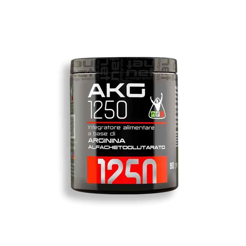 AKG 1250 - Arginina AKG per incrementare i livelli di NO e la Vasodilatazione