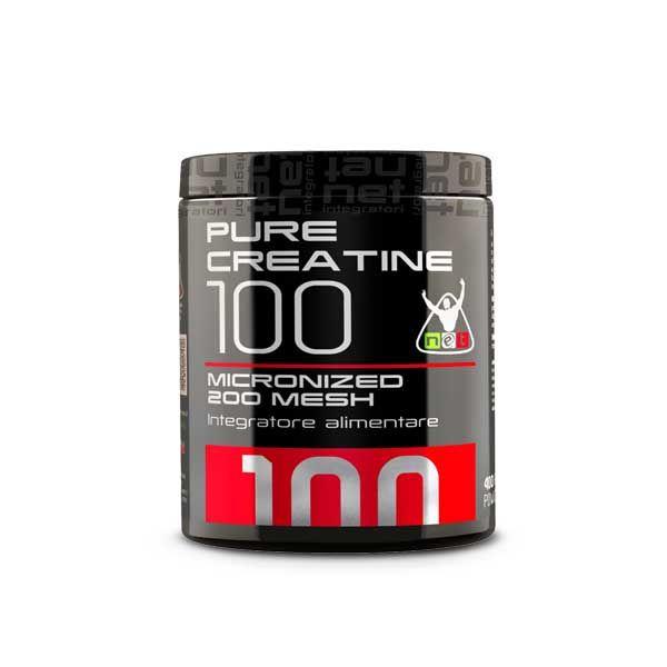 PURE CREATINE 100 - Creatina ultra-micronizzata 200 mesh