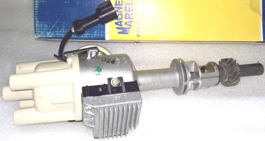 Spinterogeno Tipo, Tempra, 1400 carburatore