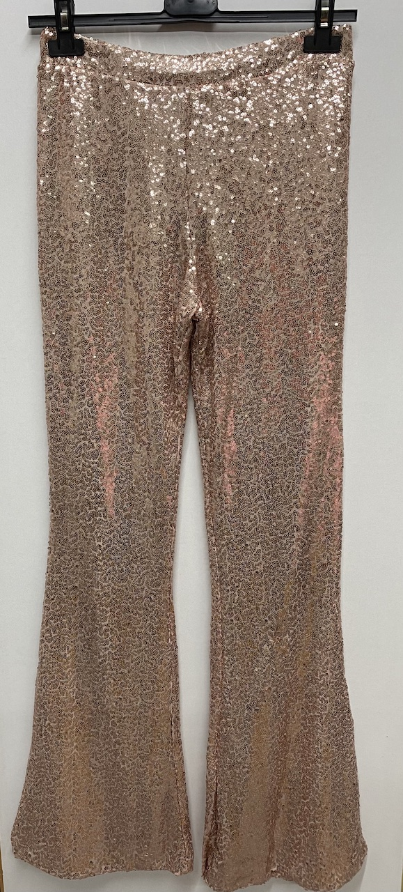 Pantalone pailettes