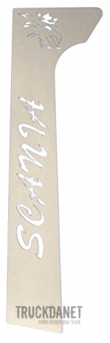 SCANIA Piantoni portiera con scritta e Griffin