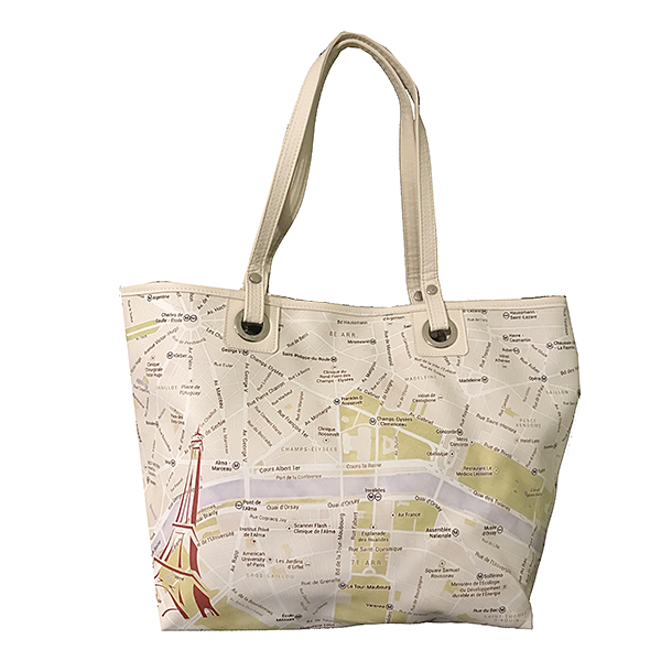 Borsa shopper Linea Turistica&Map Merinda