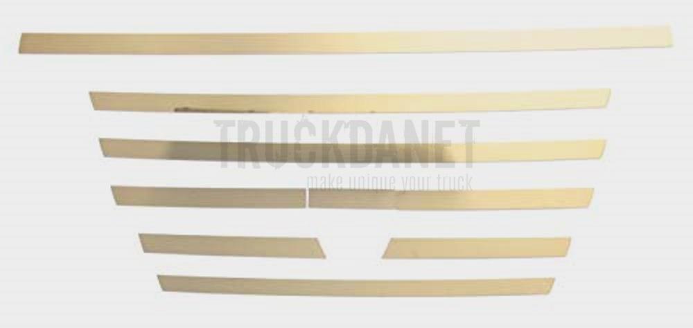 Profili mascherina superiore ideati per DAF XF 106 EURO 6 - 2017
