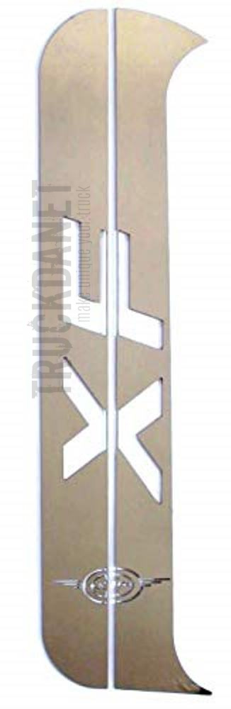 DAF Piantoni portiera con scritta XF