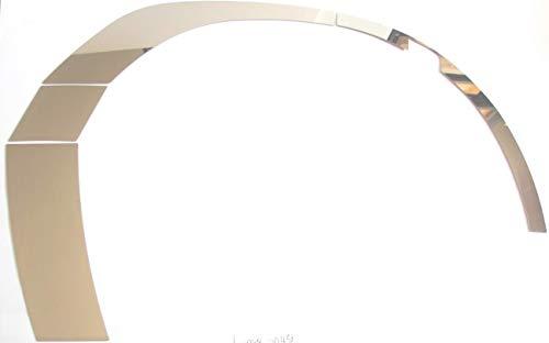 Applicazione parafango anteriore ideato per DAF XF 106 EURO 6 - 2017
